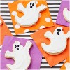Wilton Plastic Ghost Shape Halloween Grippy Cookie Cutter Green - image 3 of 3