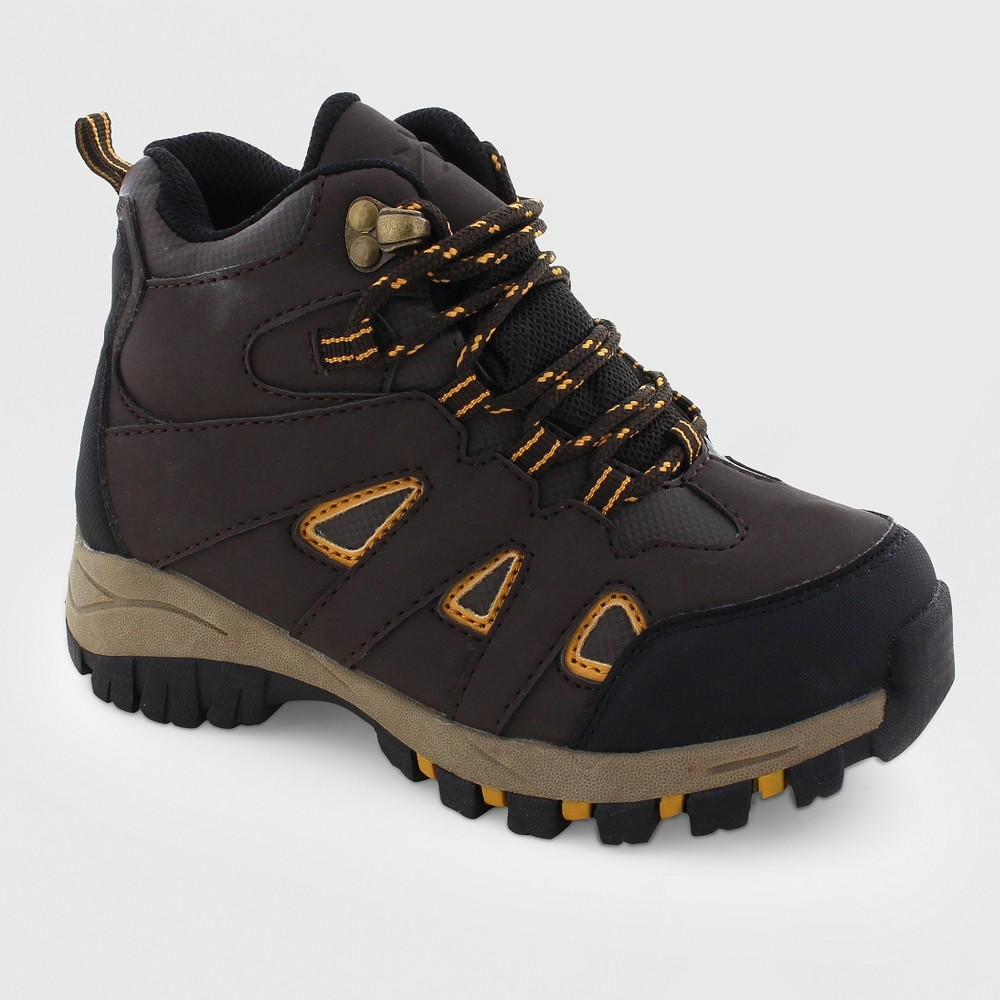 Image of Boys' Deer Stags Drew Water Proof Hiker Boots - Brown 13.5, Boy's