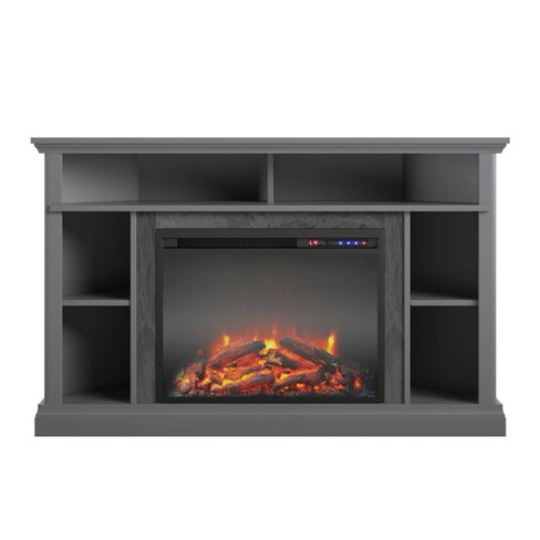 """50"""" Irving Electric Corner Fireplace TV Stand - Room & Joy - image 1 of 4"""