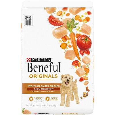 Purina Beneful Originals with Real Chicken Adult Dry Dog Food - 14lbs