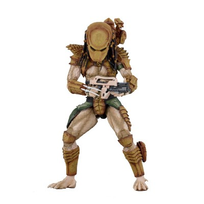 "Alien vs. Predator Arcade Hunter Predator 7"" Action Figure"