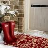 "TAG 1'6"" x 3'3"" Isabella Floral Jacobean Estate Coir Doormat Indoor Outdoor Welcome Mat - image 2 of 3"