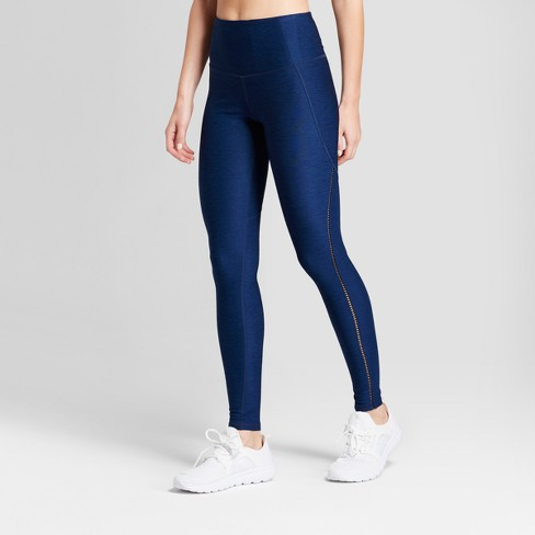 Women's Freedom High-Waist Lattice Leggings - C9 Champion® - image 1 of 2
