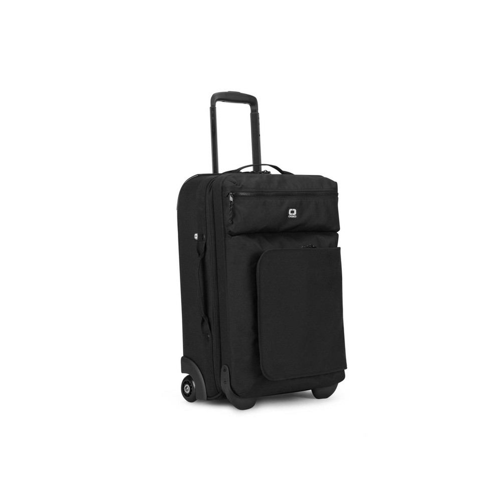 Image of Ogio Alpha Core Recon 322 Suitcase - Black, Size: Small