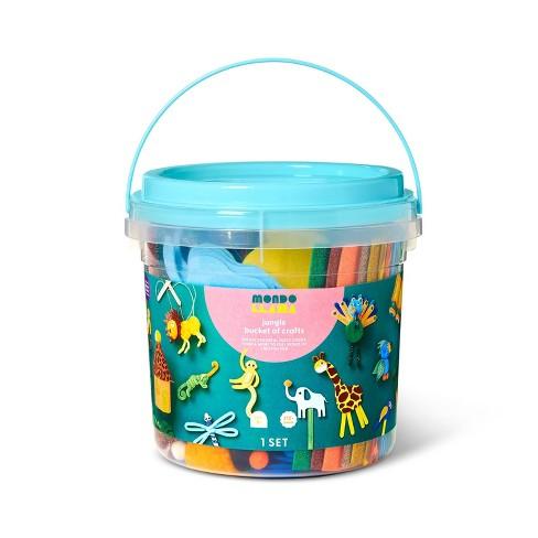 273pc Jungle Bucket of Crafts - Mondo Llama™ - image 1 of 4