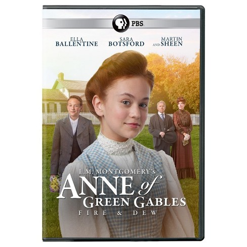 Anne of Green Gables: Fire & Dew (DVD) - image 1 of 1