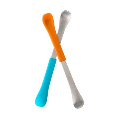 Boon SWAP 2-in-1 Feeding Spoon - 2pk