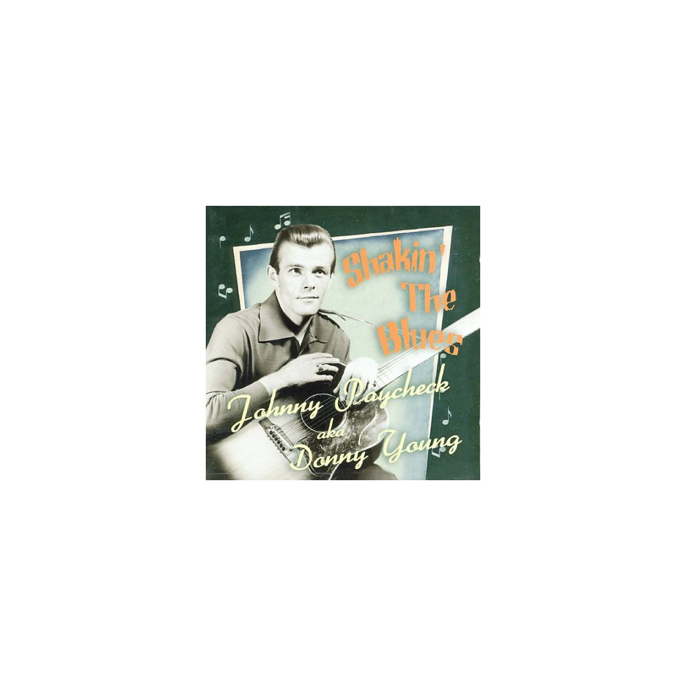 Johnny Paycheck - Shakin The Blues (CD)