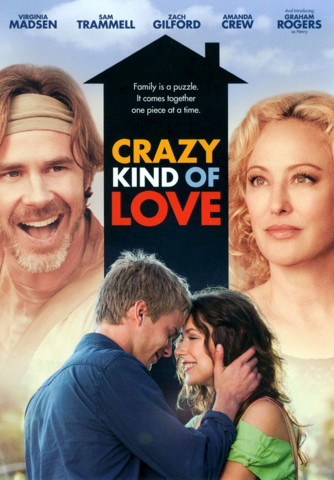 Crazy kind of love (DVD) - image 1 of 1