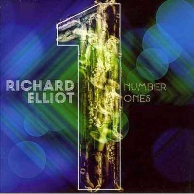 Elliot, Richard (Sax) - Number Ones (CD)