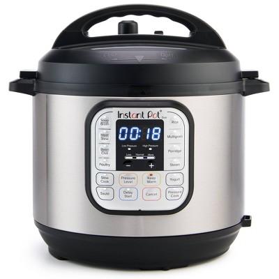 Instant Pot 8qt Duo Pressure Cooker