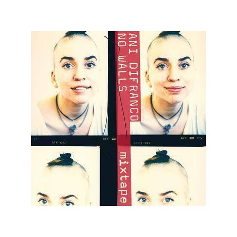 Ani DiFranco - No Walls Mixtape (CD) - image 1 of 1