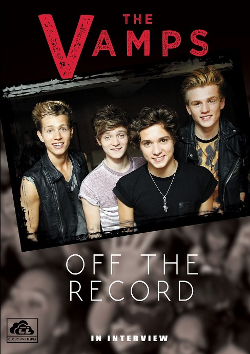 Vamps:Off the record (DVD) - image 1 of 1