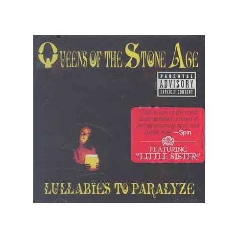 Queens of the Stone Age - Lullabies To Paralyze (CD) - image 1 of 1