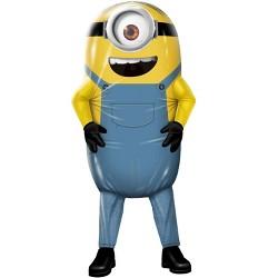 Despicable Me Inflatable Minion Stuart Adult Costume