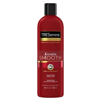 Tresemme Keratin Smooth Shampoo for Dry or Frizzy Hair