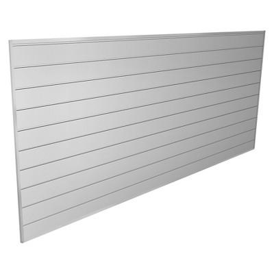 Proslat 32 sq. ft Wall Storage System - White