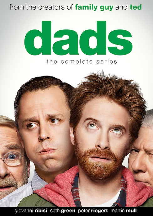 Dads:Complete series (DVD) - image 1 of 1