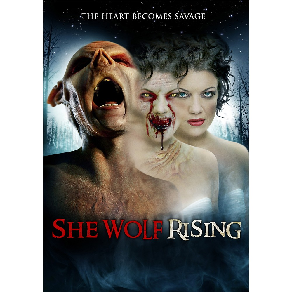 She Wolf Rising (Dvd), Movies