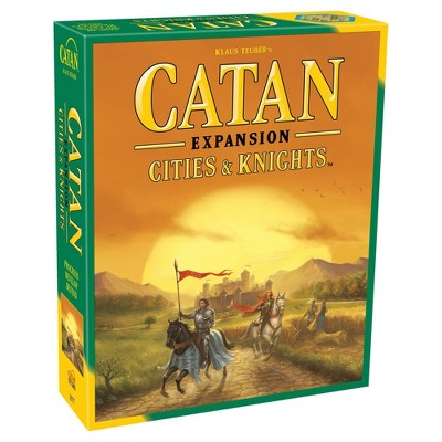 Catan Cities & Knights Board Game