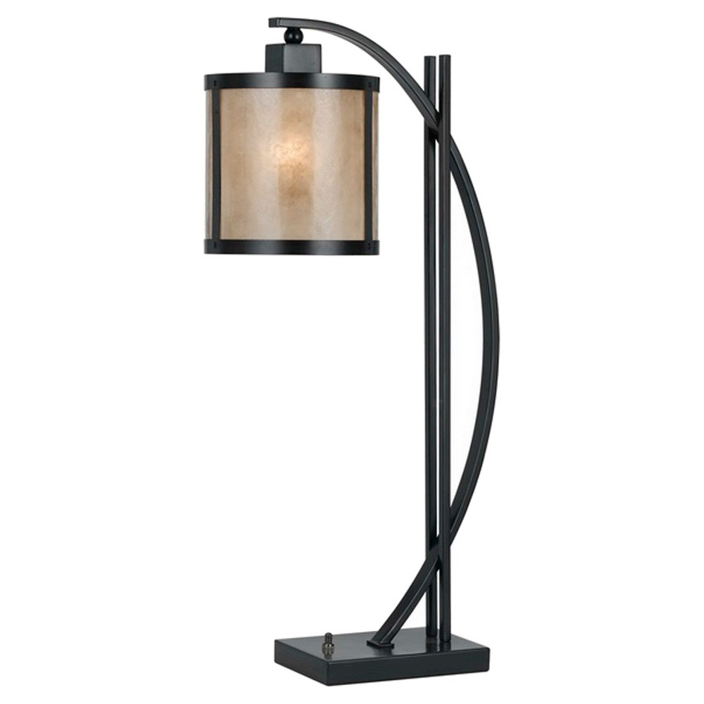 Cal Lighting Mission Metal Table Lamp (Lamp Only)
