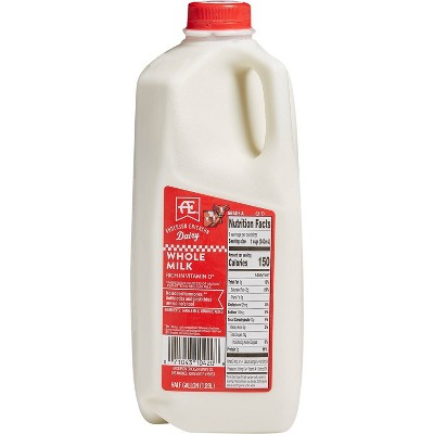 Anderson Erickson Whole Milk - 0.5gal
