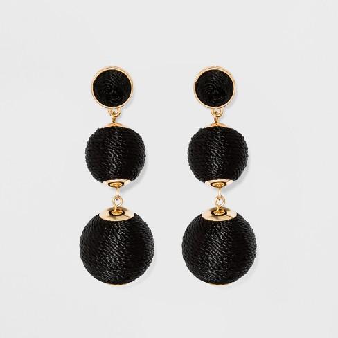 Sugarfix By Baublebar Ball Drop Earrings