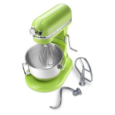 KitchenAid Refurbished 5qt Bowl Lift Stand Mixer Green Apple - RKG25H0XGA