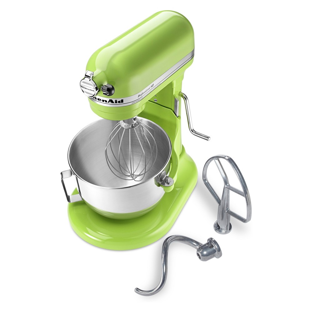 KitchenAid Refurbished 5qt Bowl Lift Stand Mixer Green Apple – RKG25H0XGA 53791948