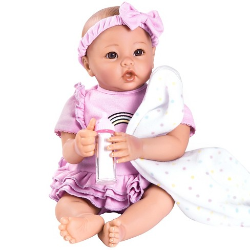 Adora BathTime™ Doll Baby - Lavender - image 1 of 6