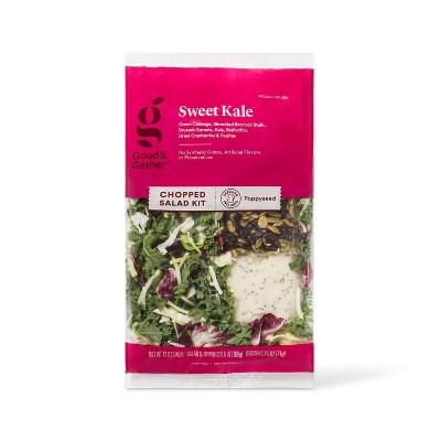 Sweet Kale Chopped Salad Kit - 12oz - Good & Gather™