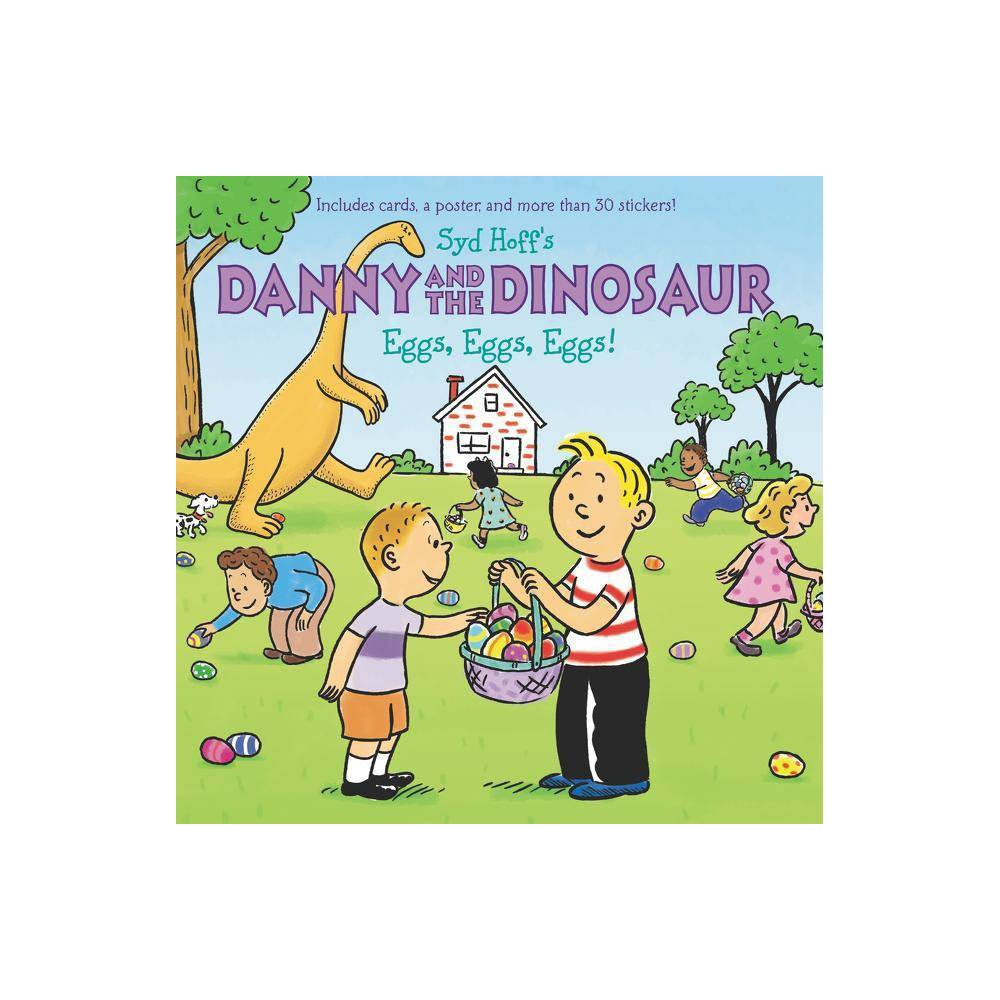 Danny And The Dinosaur Eggs Eggs Eggs By Syd Hoff Paperback