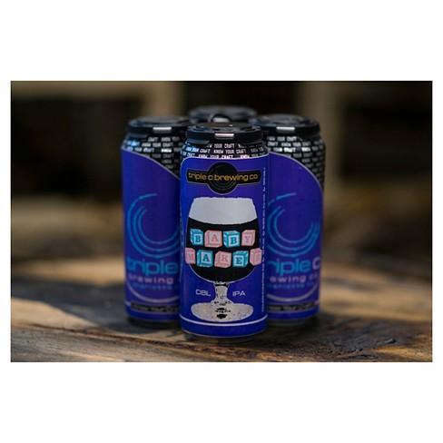 Triple C Baby Maker IPA Beer - 4pk/12 fl oz Cans - image 1 of 1
