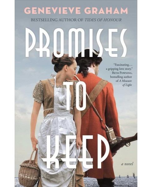 Promises to Keep (Paperback) (Genevieve Graham) - image 1 of 1