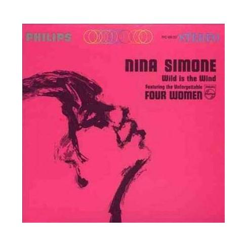 Nina Simone - Wild Is The Wind (Vinyl) - image 1 of 1