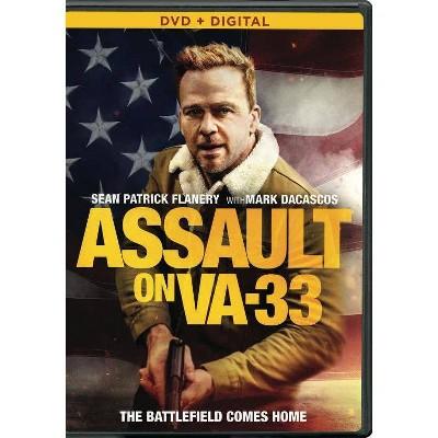 Assault on VA-33 (DVD)(2021)