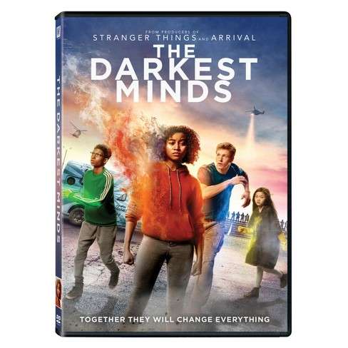 The Darkest Minds (DVD) - image 1 of 1