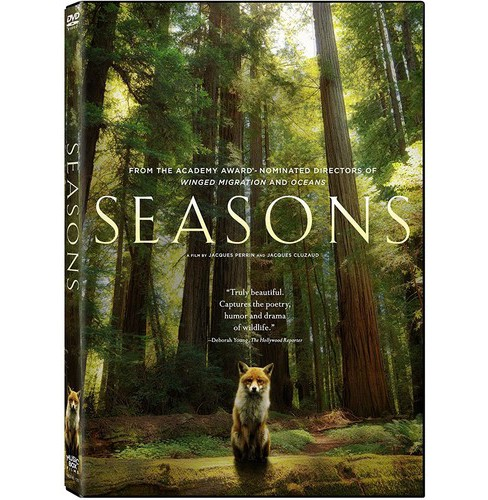 Seasons (DVD) - image 1 of 1