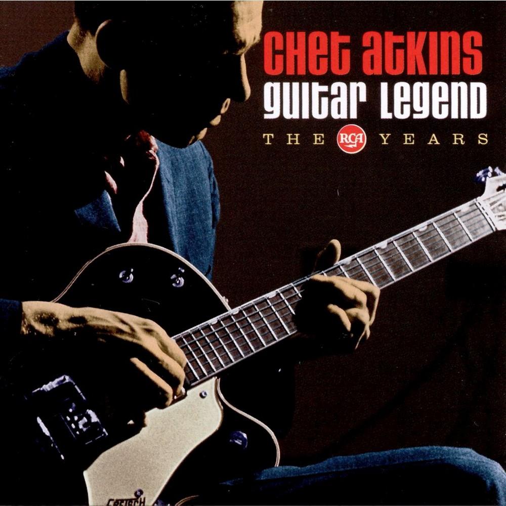 Chet atkins - Guitar legend-rca years (CD)