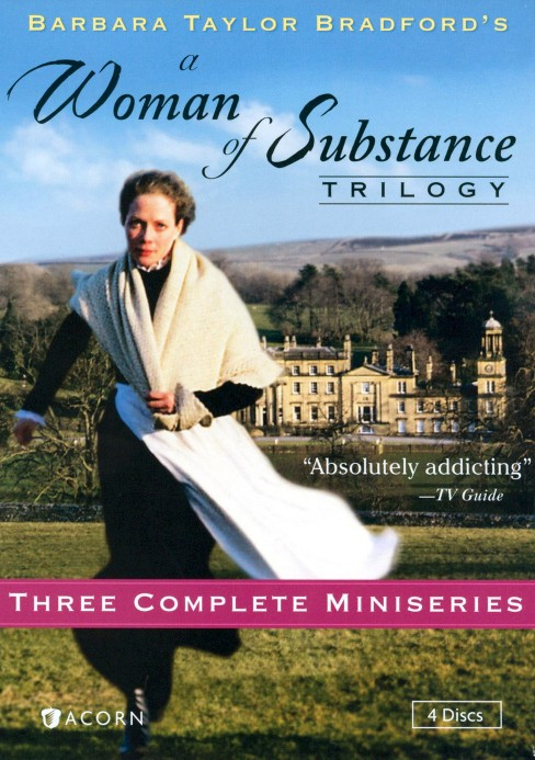Woman of substance trilogy (DVD) - image 1 of 1