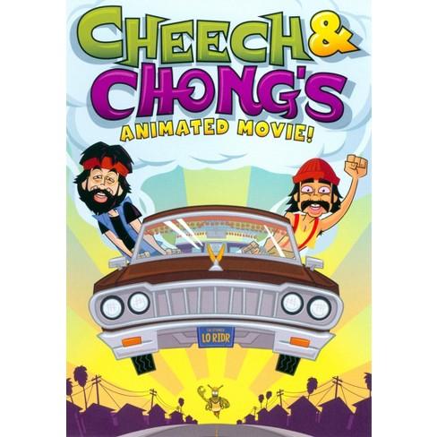 Cheech & Chong's Animated Movie (DVD) - image 1 of 1