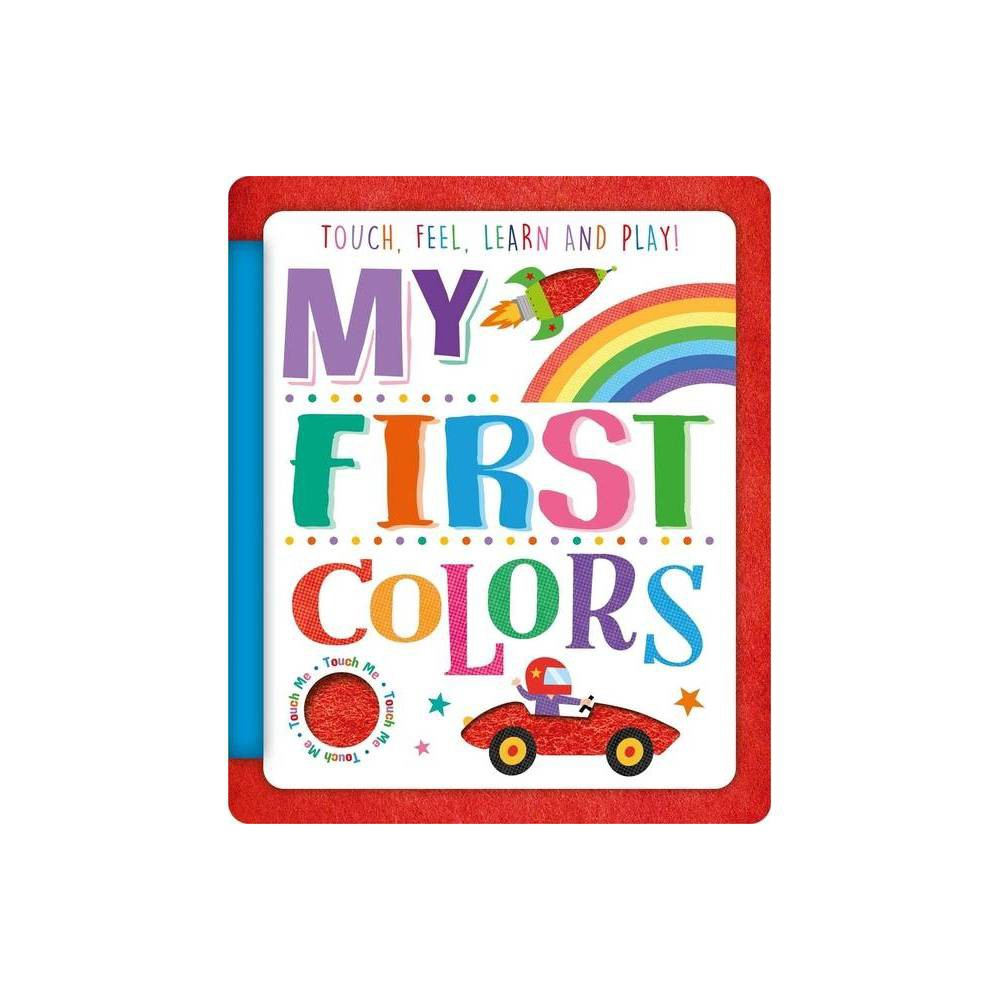 My First Colors By Igloobooks Board Book