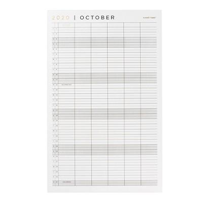 """2021Monthly Family Desktop Calendar8.75"""" x 14"""" - russell+hazel"""