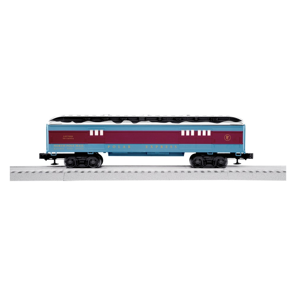 Lionel The Polar Express Letters to Santa Mail Car