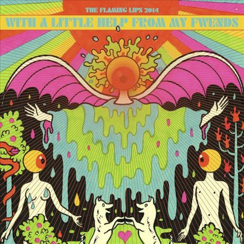 Flaming lips - With a little help from my fwends (Vinyl) - image 1 of 1