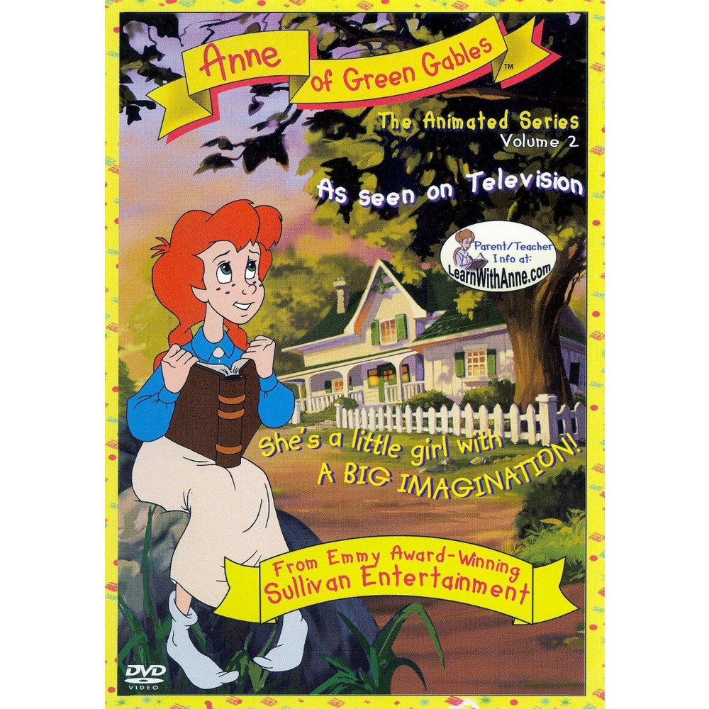 Anne Of Green Gables:Vol 2 Sleeves (Dvd)