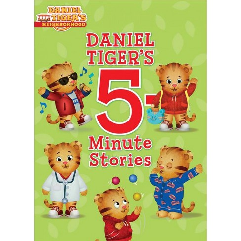 Daniel Tiger\'s 5 Minute Stories (School And Library) : Target