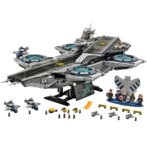 LEGO® Super Heroes The SHIELD Helicarrier 76042 - image 1 of 12