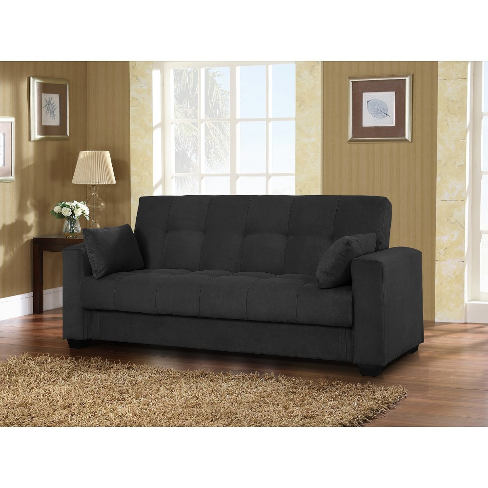 Lifestyle Solutions Lexington Sofa Bed - Black