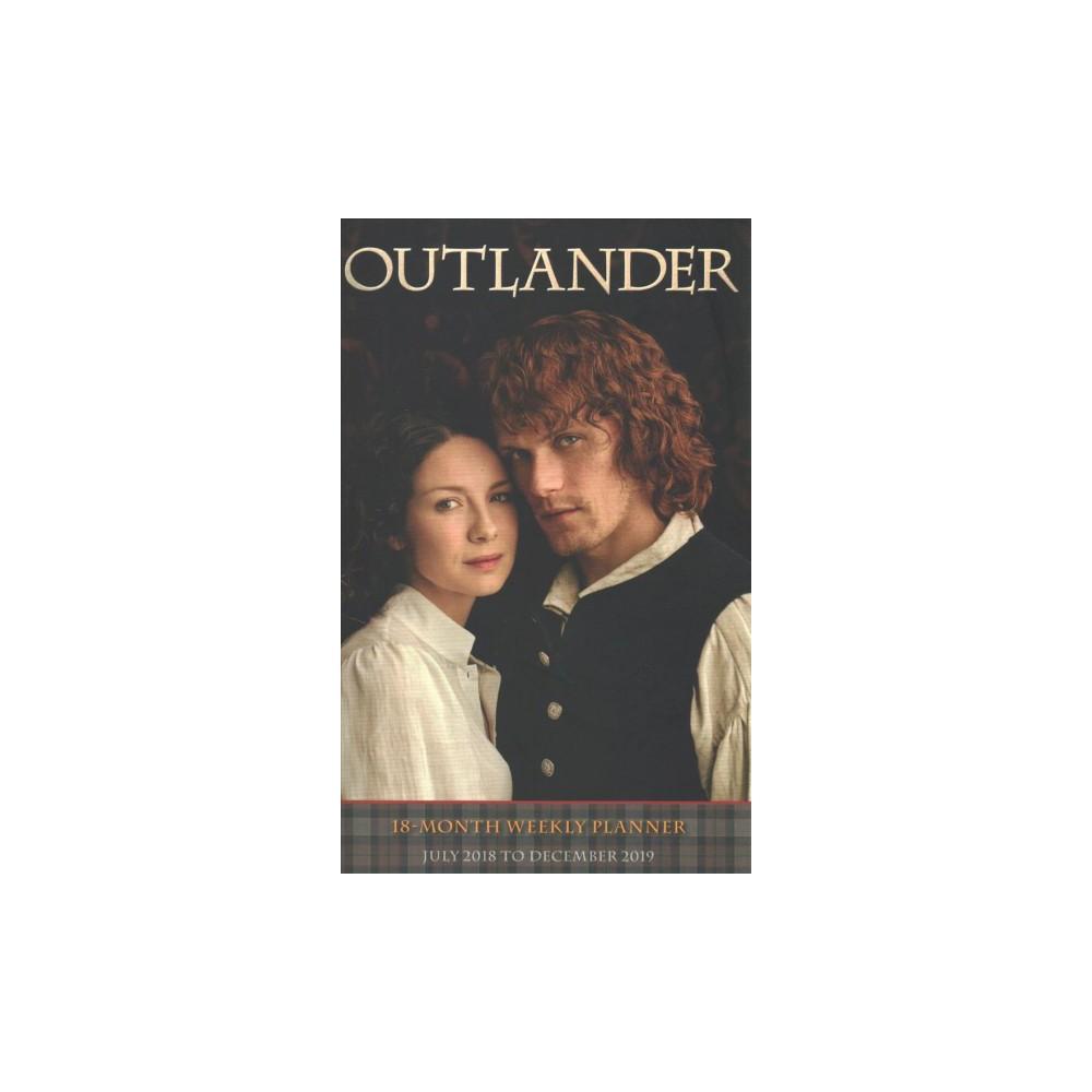 Outlander 2018-2019 Weekly Planner - (Paperback)